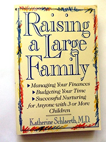 9780020819110: Raising a Large Family