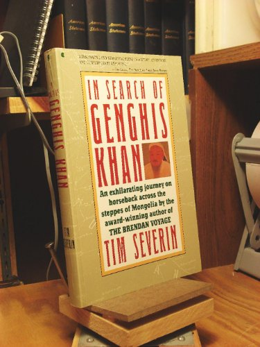 9780020819301: In Search of Genghis Khan