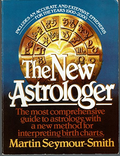 9780020819400: New Astrologer
