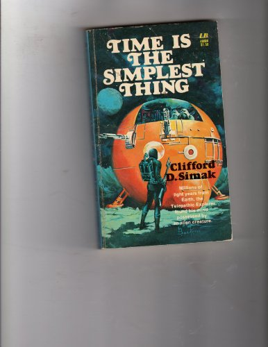 9780020820758: Time Is the Simplest Thing (Collier Nucleus Fantasy & Science Fiction)