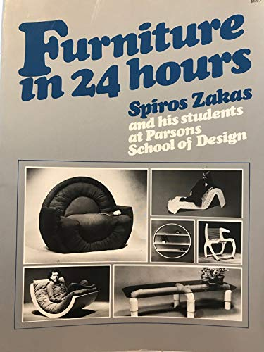 9780020829003: Furniture in Twenty-Four Hours