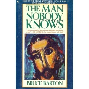 9780020836209: The MAN NOBODY KNOWS