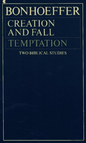9780020838906: Creation and Fall/Temptation