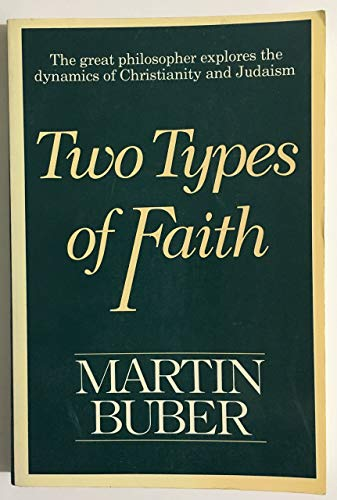 9780020841807: Two Types of Faith