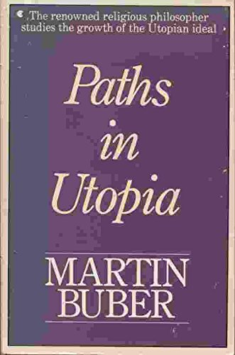 9780020841906: Paths in Utopia (English and Hebrew Edition)