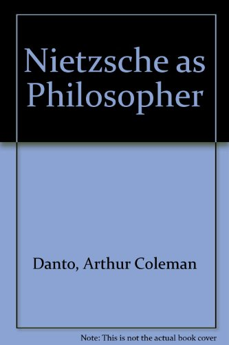 9780020845706: Nietzsche as Philosopher
