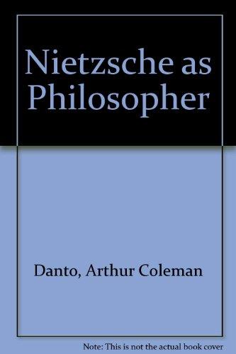 9780020845706: Nietzsche as Philosopher