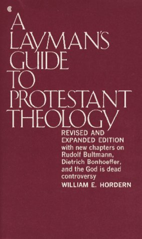 9780020854708: Layman's Guide to Protestant Theology