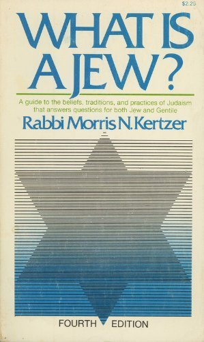 9780020863502: What is a Jew?