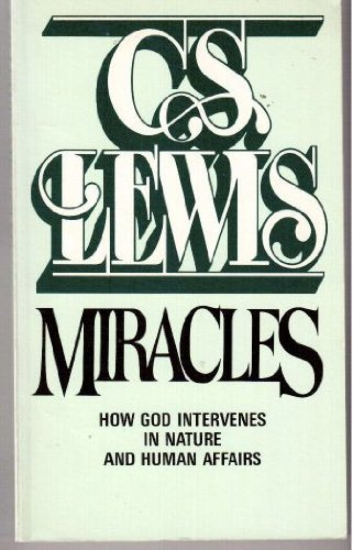 9780020867609: Miracles: A Preliminary Study