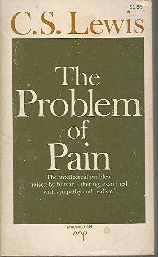 9780020868408: Problem of Pain