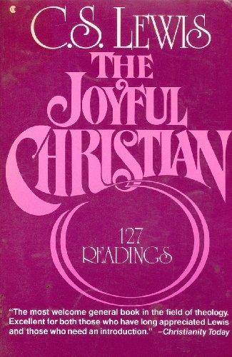 The Joyful Christian: Lewis, C. S.