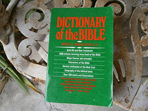 9780020877202: Dictionary of the Bible Both Old and New Testame (Collier books)