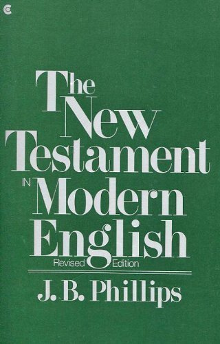 9780020884903: New Testament in Modern English, the Kivarbound