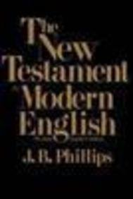 9780020885702: New Testament in Modern English (Student Edition)