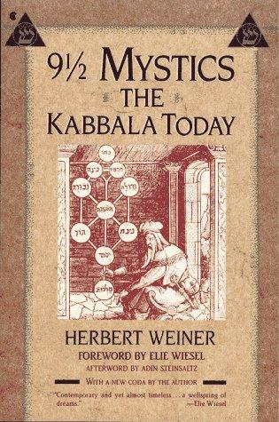 9780020897712: 9 1/2 Mystics: Kabbala Today