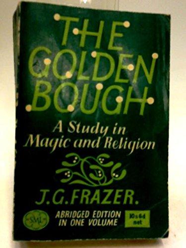 9780020955603: The Golden Bough