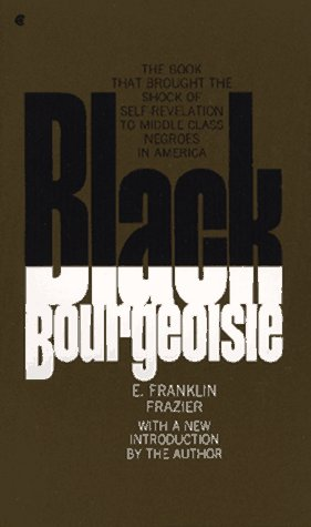 9780020956006: BLACK BOURGEOISIE