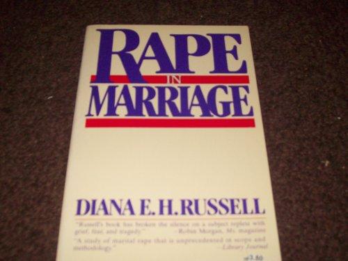 9780020963707: Rape in Marriage