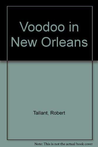 9780020967606: Voodoo in New Orleans