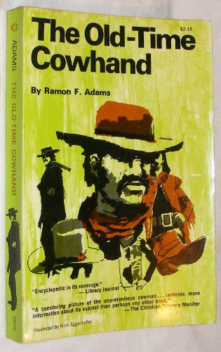 9780020971009: Old-time Cowhand