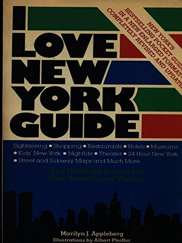 9780020972204: I Love New York Guide Revised Edition