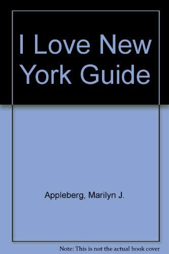 9780020973034: I Love New York Guide