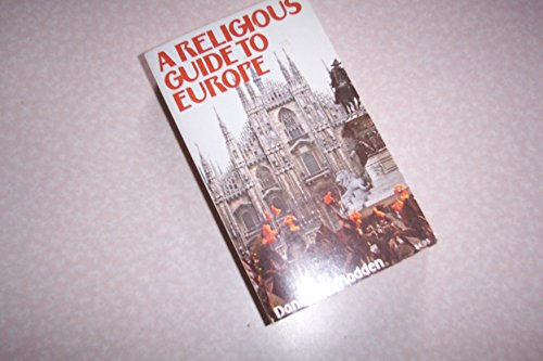 9780020979500: A religious guide to Europe
