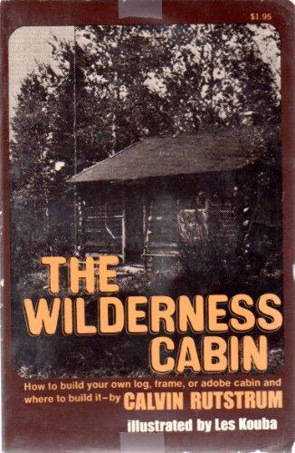 9780020985006: Wilderness Cabin