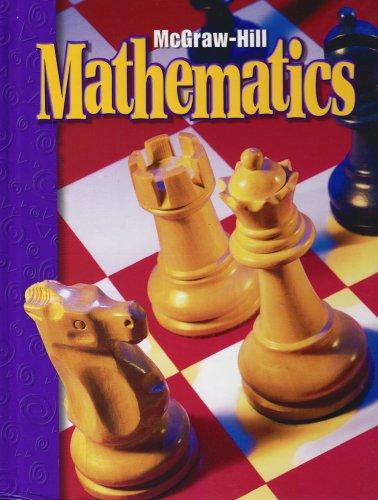 9780021001293: McGraw-Hill Mathematics: Grade 6