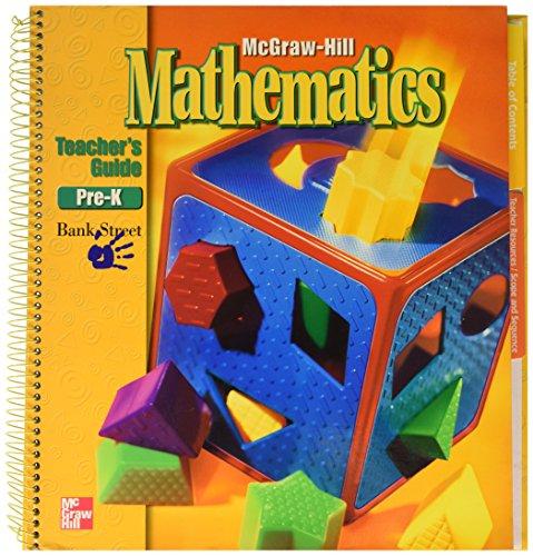 9780021001729: McGraw-Hill Mathematics, Teacher's Guide (Pre-K)