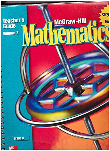 9780021001842: Mathematics Organized For Mastery Teachers Guide Volune 2 Grade 5