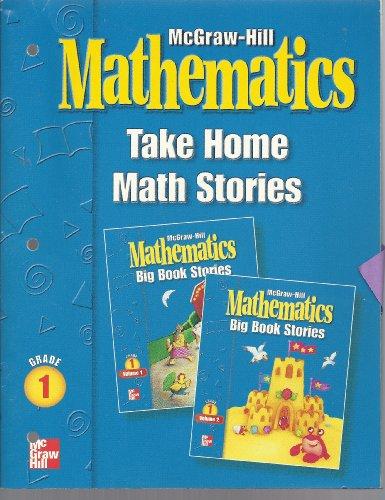 9780021003662: Mcgraw-hill Mathematics: Take Home Math Stories: Grade 1