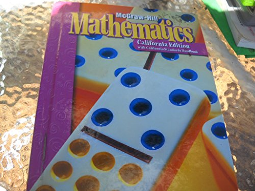 9780021006151: McGraw-Hill Mathematics (California Edition, Level 4)