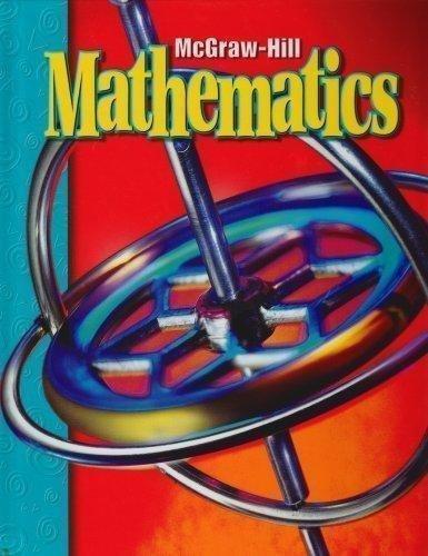 9780021006168: McGraw Hill Mathematics: Grade 5, California Edition