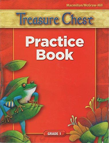 Treasure Chest Practice Book grade 1: The McGraw-Hill Companies, Inc.