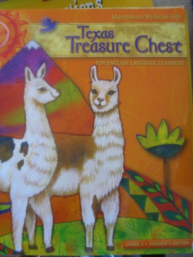 Texas Treasure Chest (For English Language Learners, Grade 3): Diane August