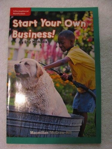 Start Your Own Business (Gr J, Benchmark: Eric Mihaels