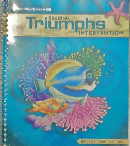 9780021029150: Reading Triumphs Interventino TEACHER'S EDITION Grade 2 2011
