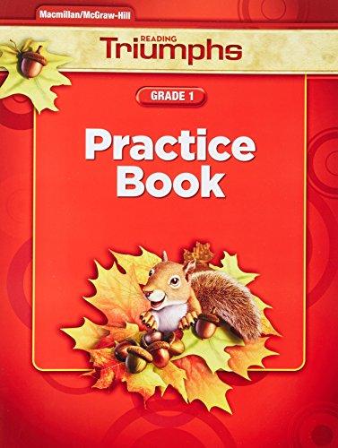 9780021029396: Reading Triumphs Grade 1 Practice Book