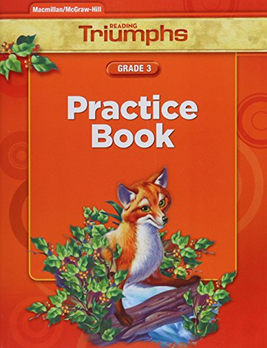 9780021029419: Reading Triumphs Grade 3 Practice Book