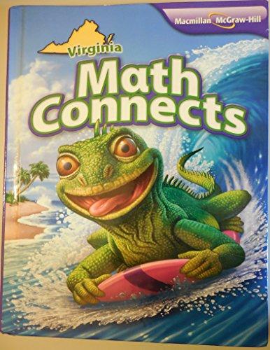 9780021032228: Math Connects Grade 5, Virginia Edition