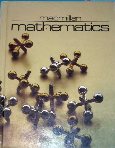 9780021035502: MACMILLAN MATHEMATICS