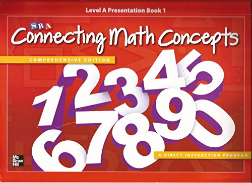 9780021035717: Level A Presentation Book 1 (SRA Connecting Math Concepts)