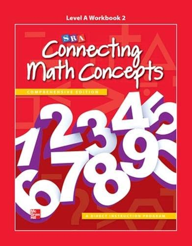 9780021035731: Connecting Math Concepts Level A: Workbook 2