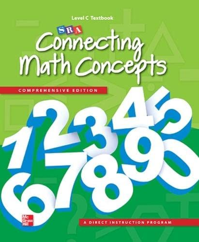 9780021035786: Connecting Math Concepts Level C, Student Textbook