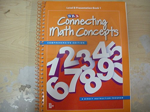 9780021035885: Connecting Math Concepts (Level B Presentation Book 1)