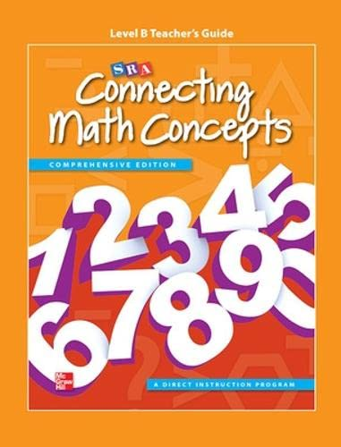 9780021035939: Connecting Math Concepts (Level B Teachers Guide)