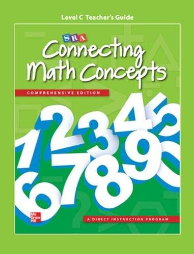9780021035946: Connecting Math Concepts Level C, Additional Teacher's Guide