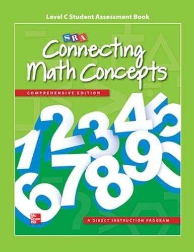 9780021035977: Connecting Math Concepts Level C, Student Assessment Book